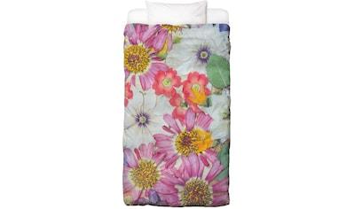 Juniqe Bettwäsche »Fragile Flowers«, In vielen weiteren Designs erhältlich kaufen