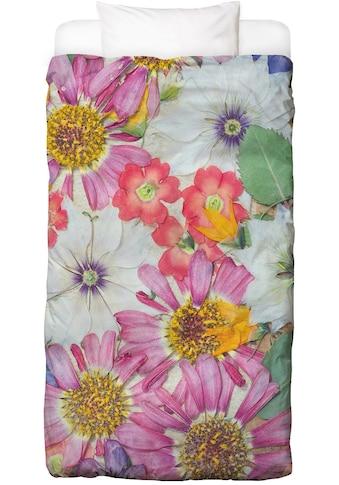 Bettwäsche »Fragile Flowers«, Juniqe kaufen