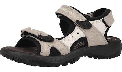 Rohde Sandale »Nubukleder« kaufen