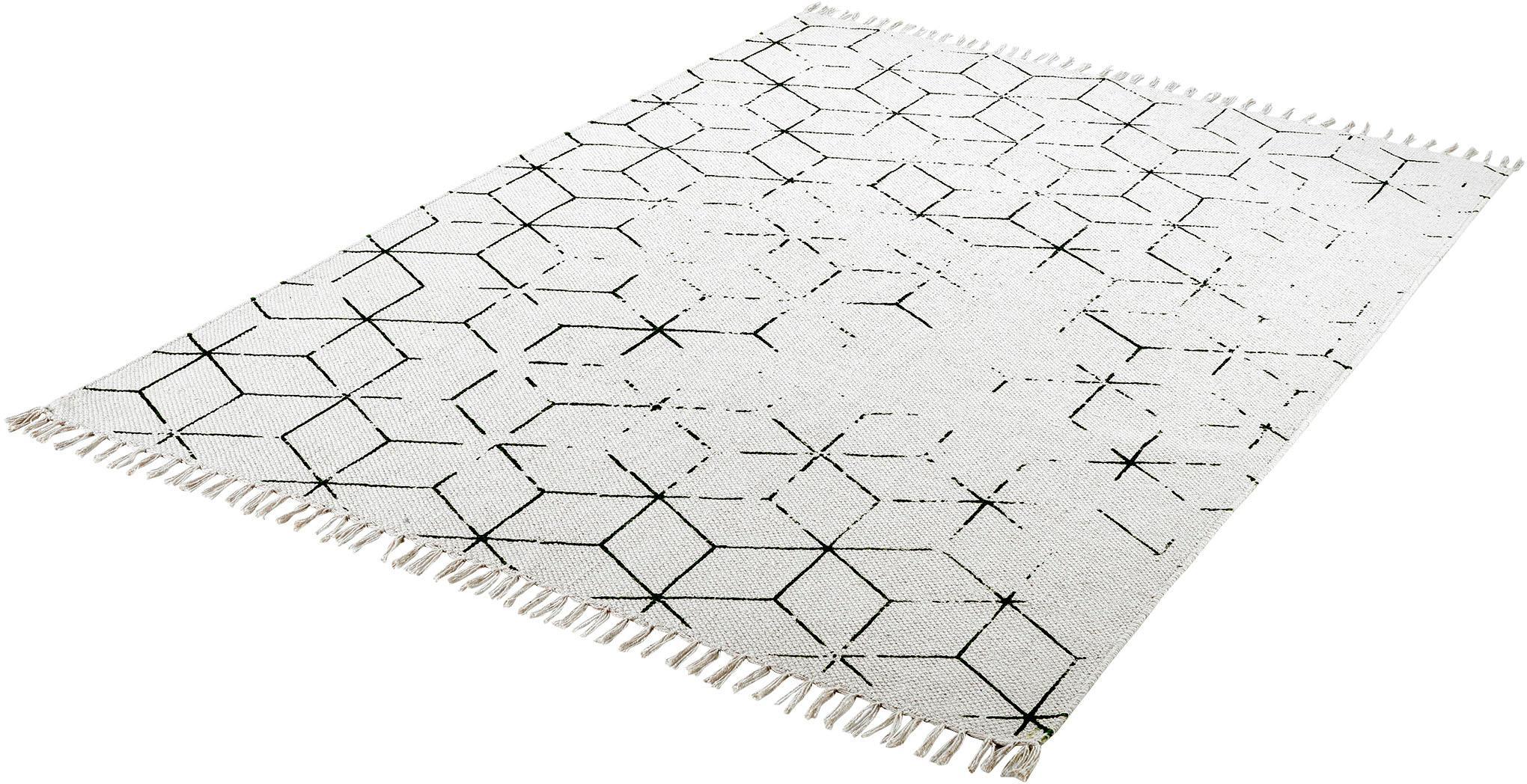Teppich My Stockholm 342 Obsession rechteckig Höhe 10 mm handgewebt