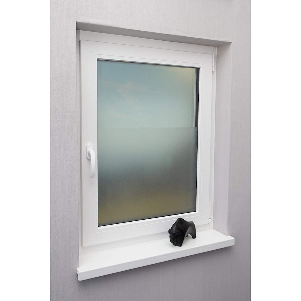 mydeco Fensterfolie »Milchglasoptik«, 1 St., blickdicht, statisch haftend