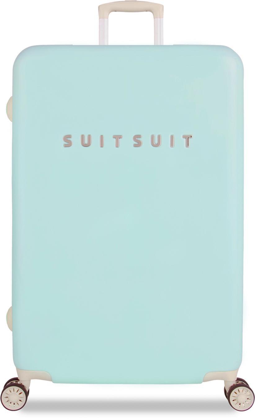 suitsuit Hartschalen-Trolley Fabulous Fifties 76cm 4 Rollen | Taschen > Koffer & Trolleys > Trolleys | Blau | Suitsuit