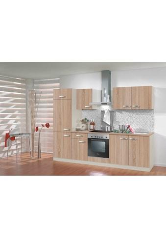 OPTIFIT Küchenzeile »Padua«, mit E-Geräten, Breite 210 cm kaufen