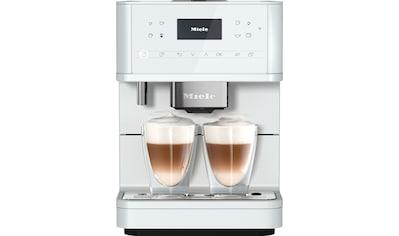 Miele Kaffeevollautomat »CM 6160 Lotosweiß« kaufen