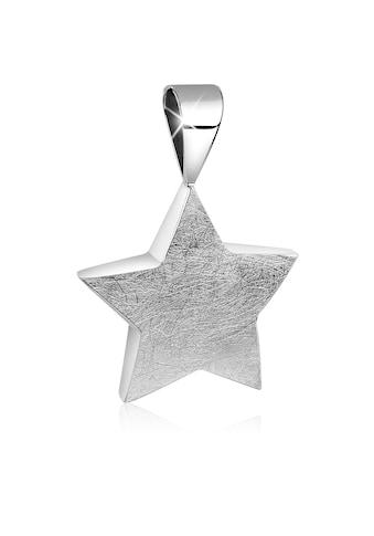 Nenalina Kettenanhänger »Stern Star Astro Basic Trend Symbol 925 Silber« kaufen