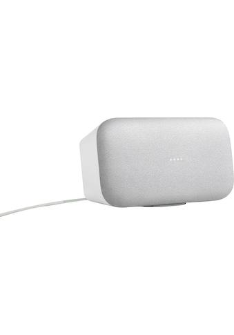 Google »Home Max« Smart Speaker (Bluetooth, WLAN (WiFi)) kaufen