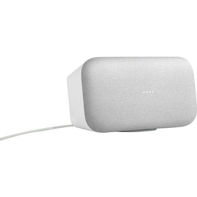 Google »Home Max« Smart Speaker (Bluetooth, WLAN (WiFi))