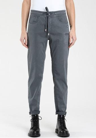 """GANG Relax-fit-Jeans »""""AMELIE JOGGER""""«, mit elastischen Bund und Bindeband in der Taille kaufen"""