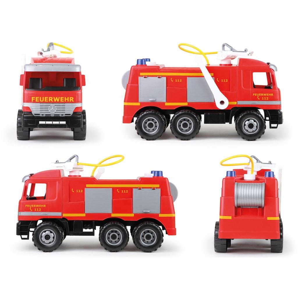 Lena® Spielzeug-Feuerwehr »Giga Trucks, Actros«, Made in Europe