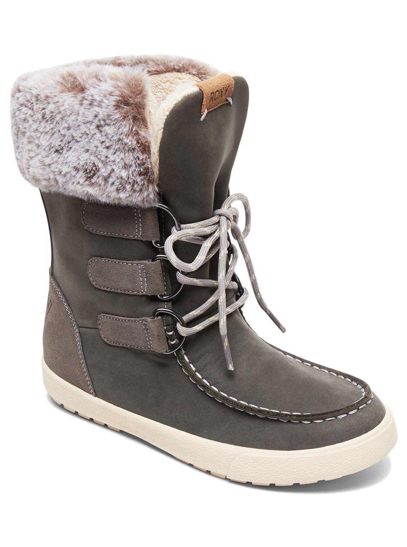 Roxy Schneeschuhe »Rainier«   Schuhe > Sportschuhe > Schneeschuhe   Schwarz   Metall - Gummi   ROXY