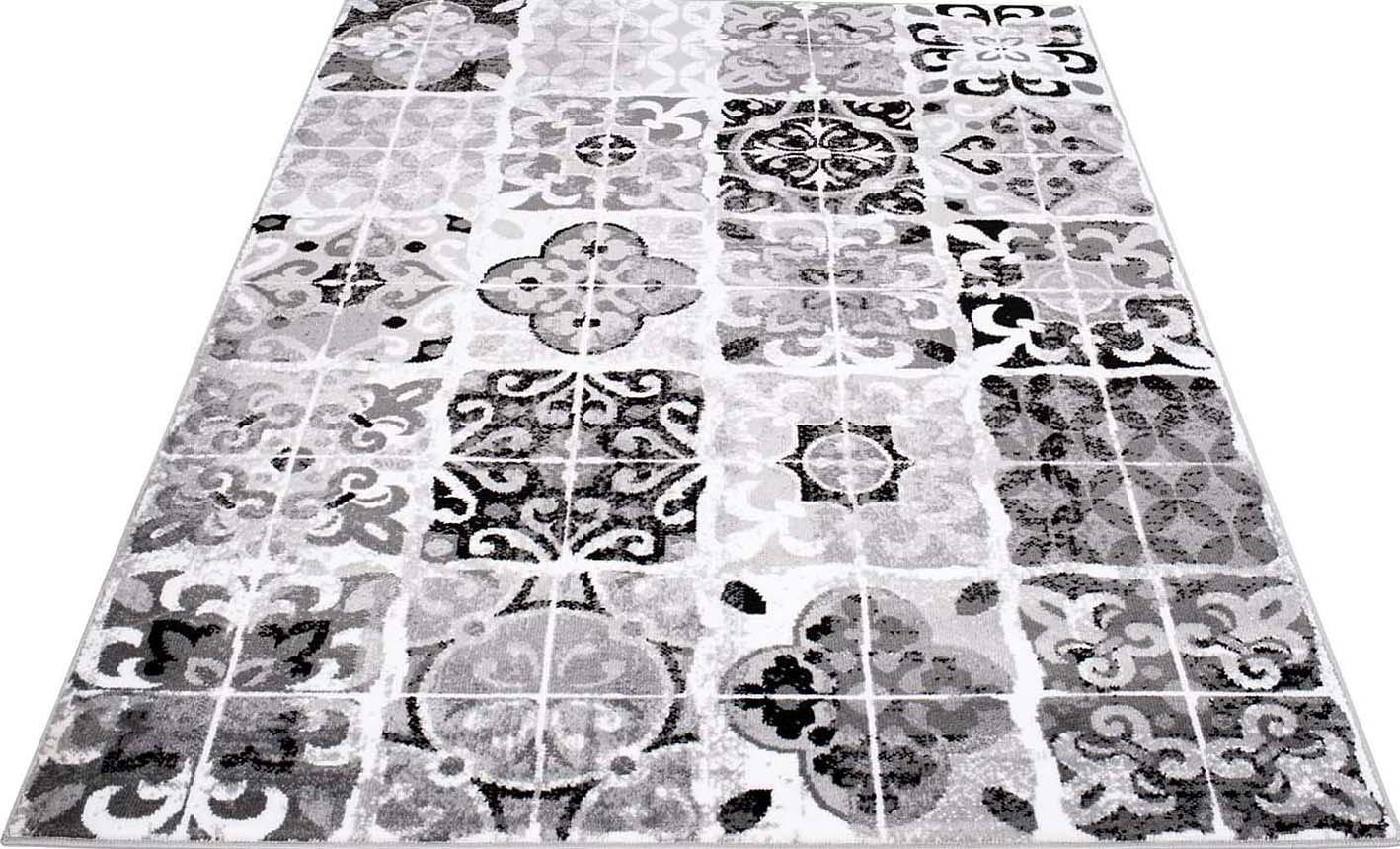 Teppich Timeless 7692 Carpet City rechteckig Höhe 6 mm maschinell gewebt