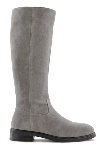 LASCANA Stiefel, aus Leder mit Langschaft kaufen