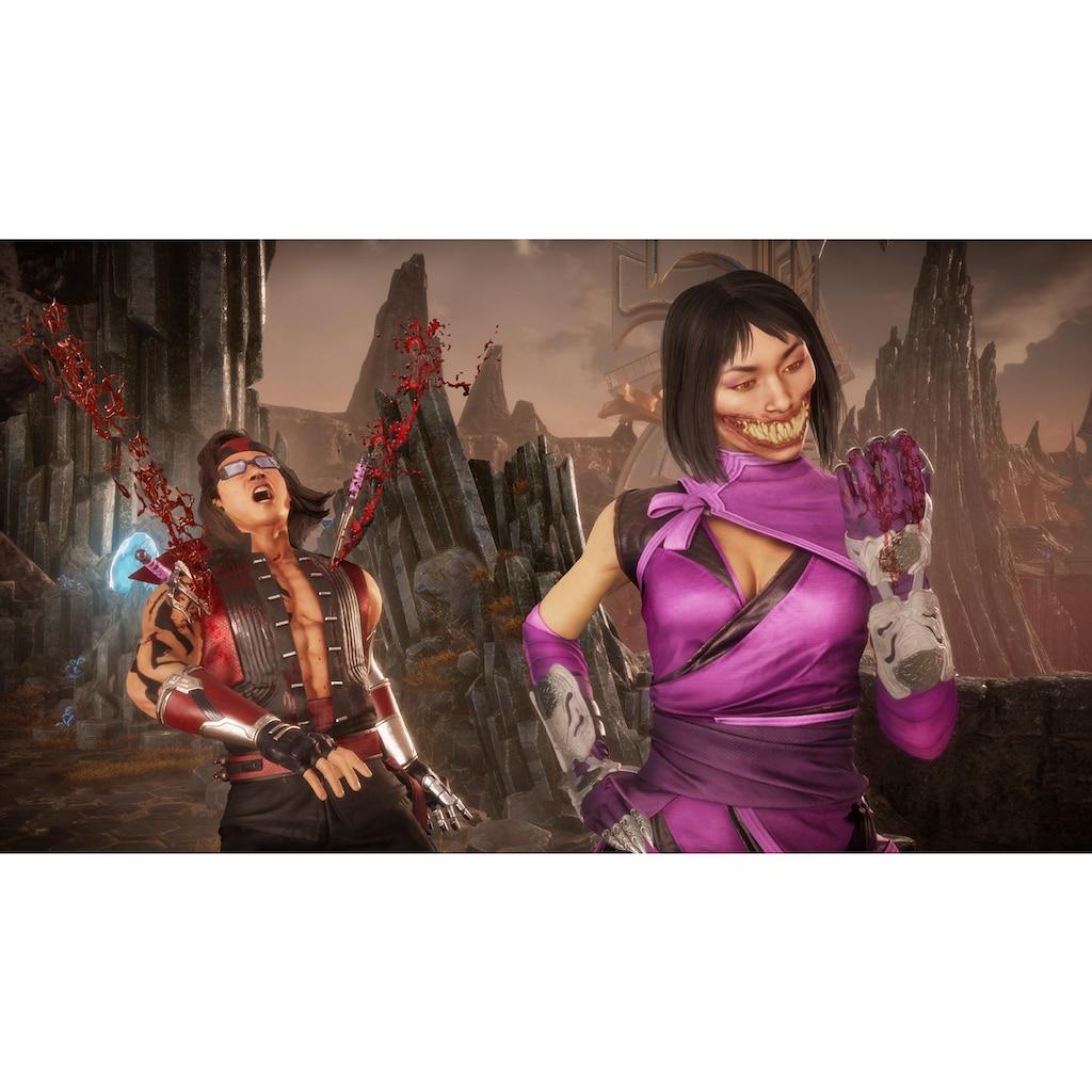 Warner Games Spiel »Mortal Kombat 11 Ultimate Limited Edition«, PlayStation 5
