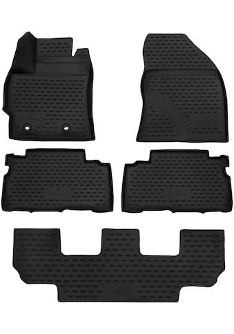 WALSER Passform-Fußmatten »XTR«, (4 St.), für Toyota RAV 4 III Bj 2005 - 2010 kaufen