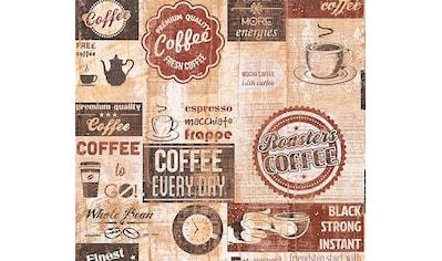 living walls Papiertapete »Il Decoro«, Küchentapete, umweltfreundlich kaufen