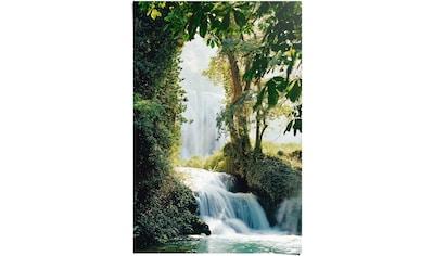 Reinders! Poster »Wasserfälle Zaragoza«, (1 St.) kaufen