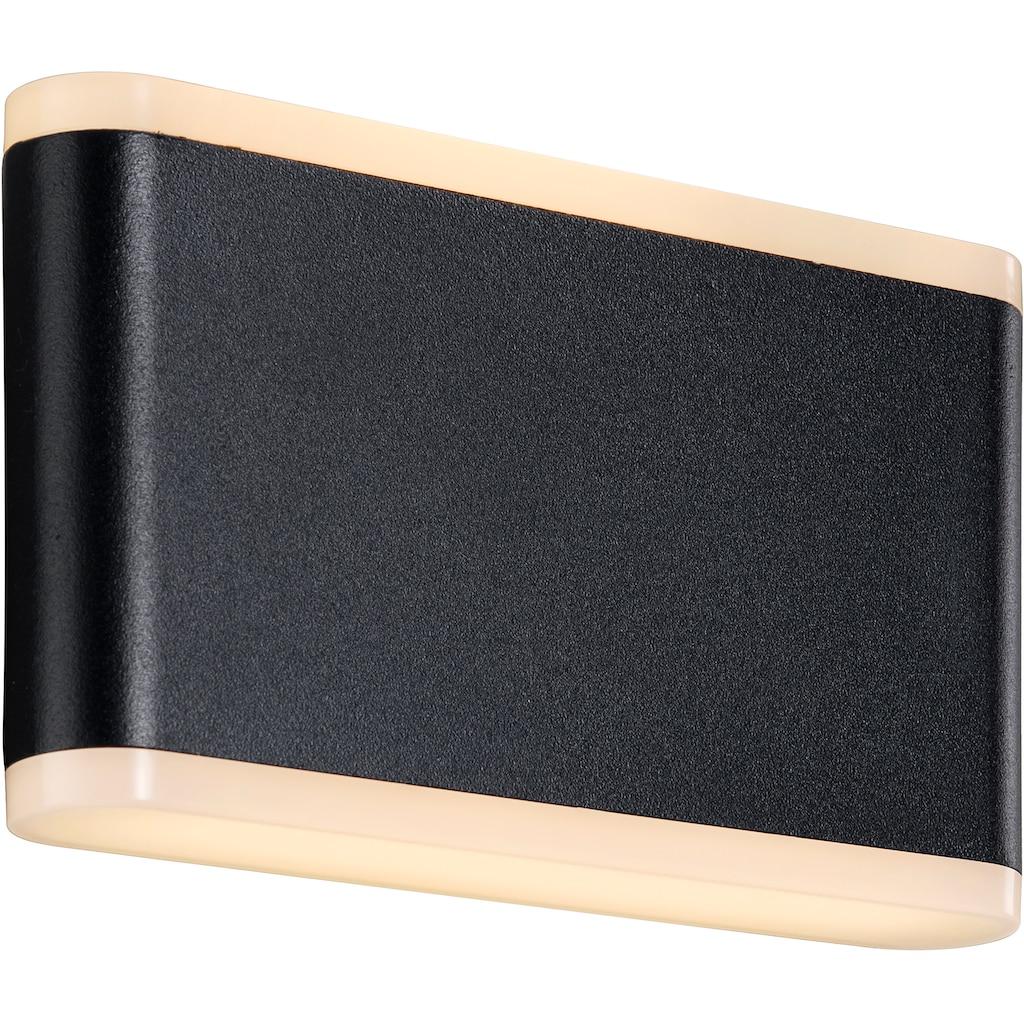 Nordlux LED Außen-Wandleuchte »Akron 17«, LED-Board, Warmweiß