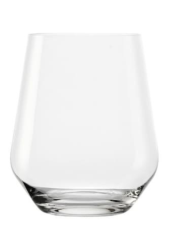 Stölzle Whiskyglas »REVOLUTION«, (Set, 6 tlg.), Maschinen-Zieh-Verfahren kaufen