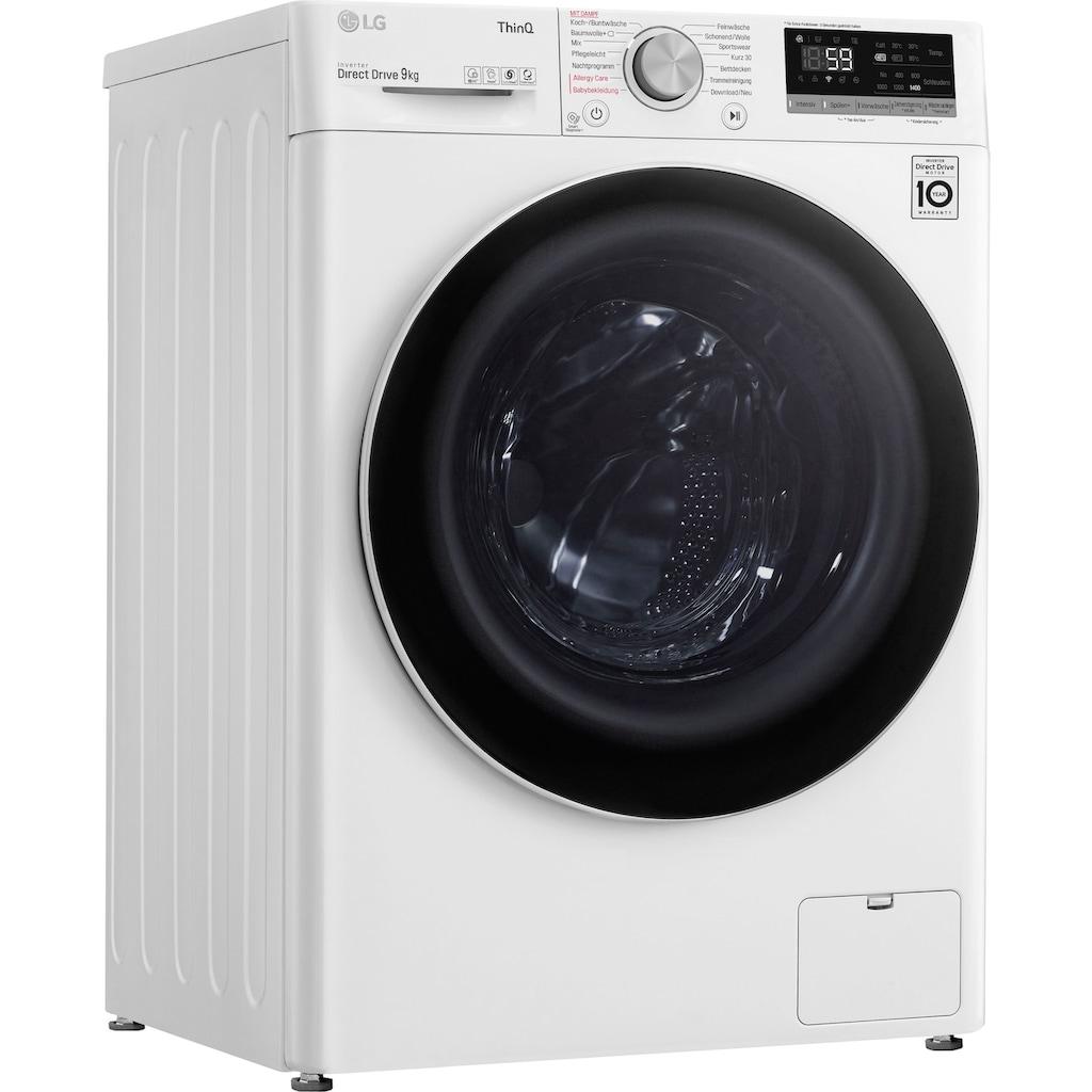 LG Waschmaschine »F4WV509S1«, F4WV509S1