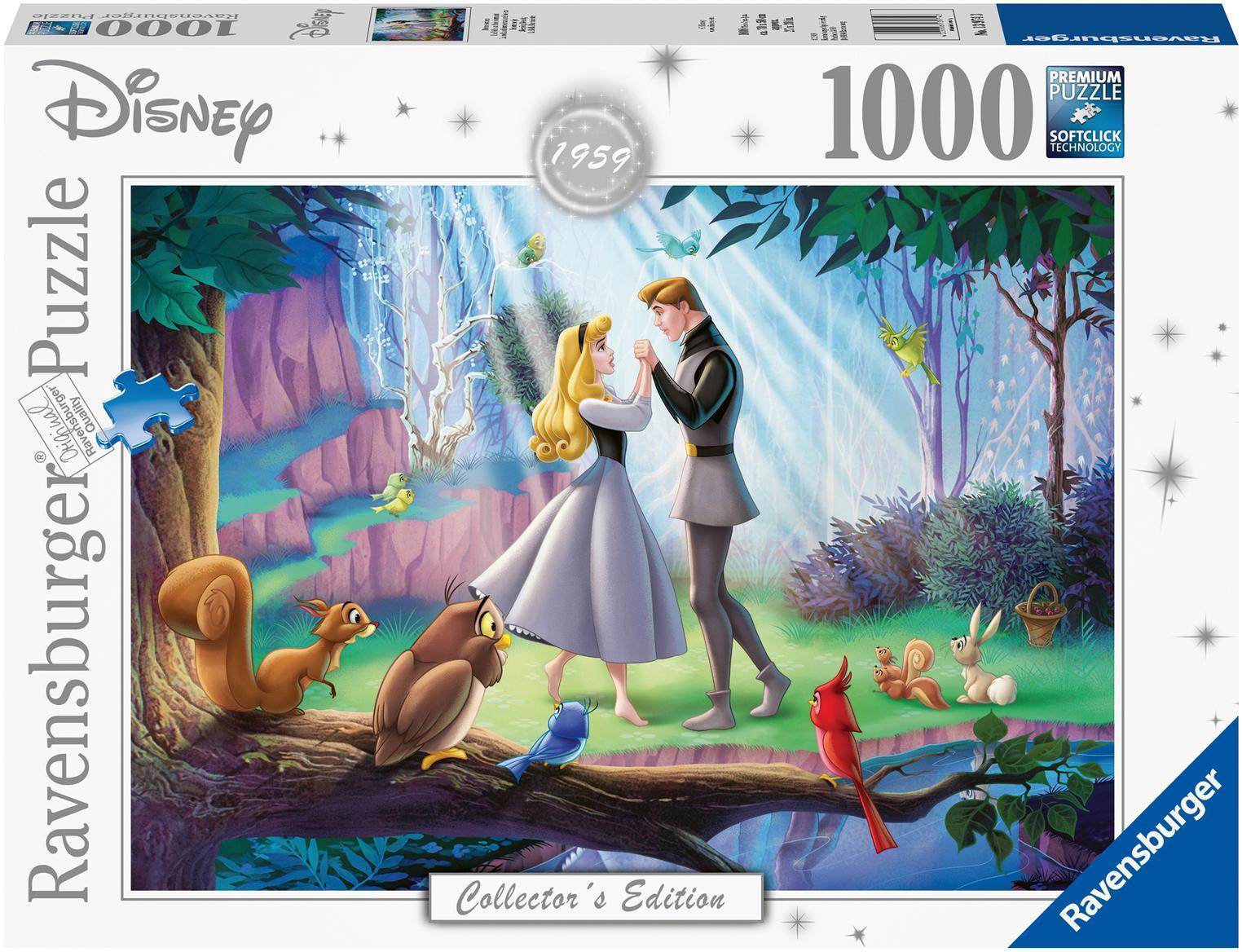 Ravensburger Puzzle Collector S Edition Disney 1959 Dornröschen 1000 Teile Kaufen Baur