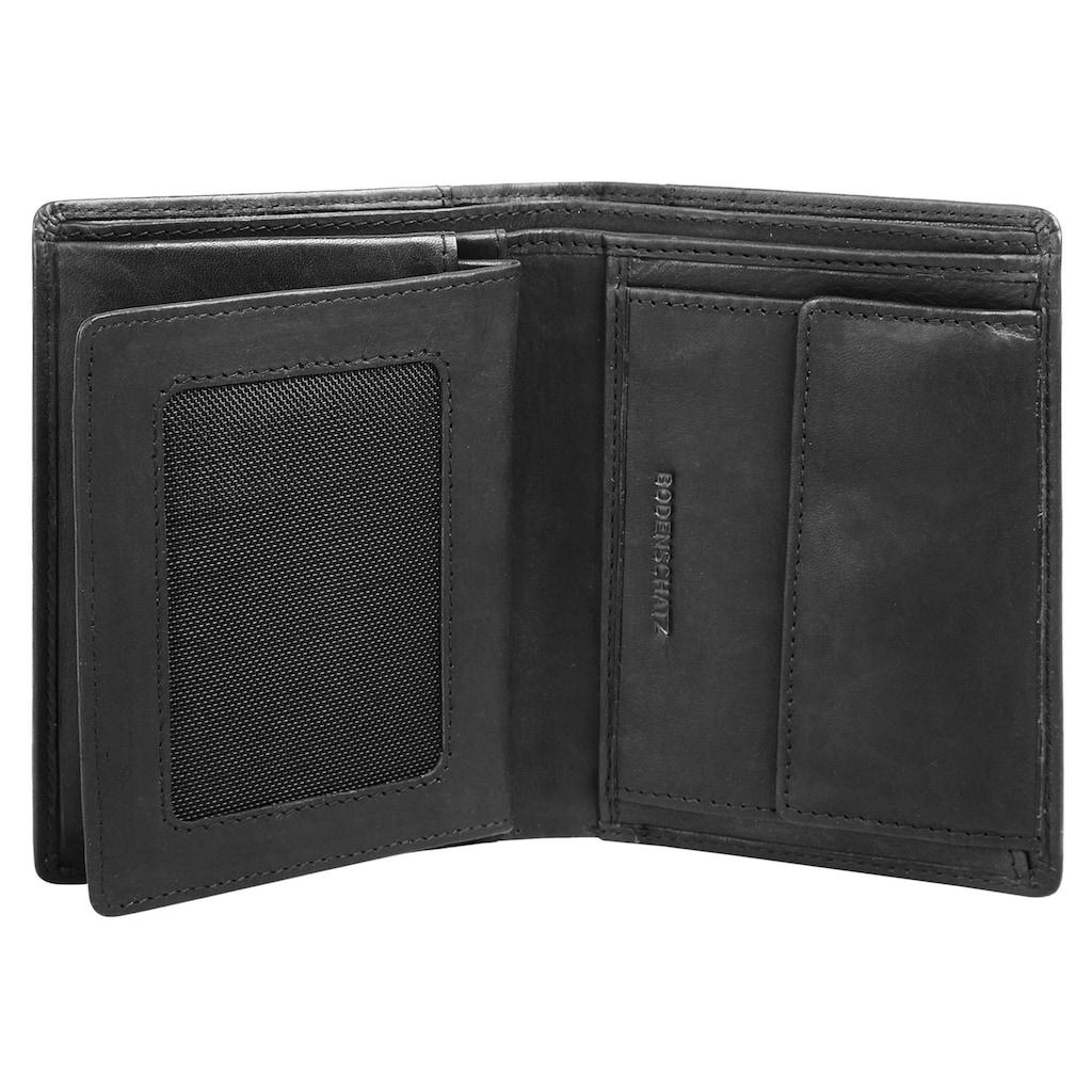 BODENSCHATZ Geldbörse »NAPOLI«, 2fach klappbar