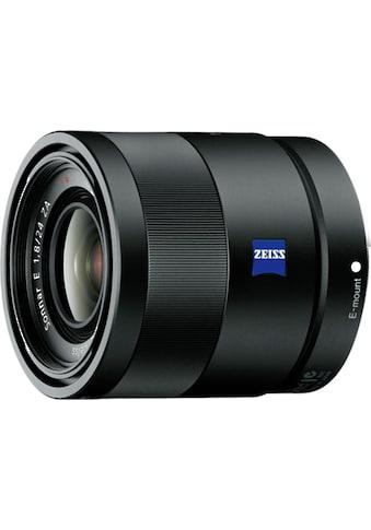 Sony Objektiv »E - Mount APSC - Objektiv 24 mm,F1.8 Z, SEL24F18Z.AE« kaufen