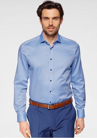 OLYMP Businesshemd »Level Five body fit«, Strukturmuster kaufen