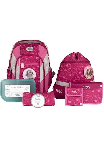SCHOOL-MOOD® Schulrucksack »Loop Air+, Hannah«, retroreflektierende Flächen, aus... kaufen