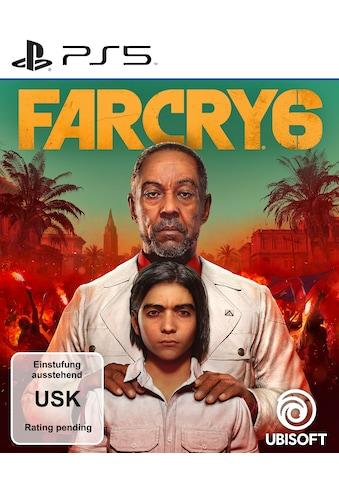 FAR CRY® 6 PlayStation 5 kaufen