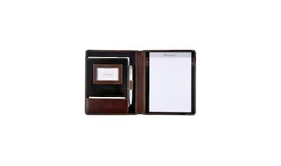 Alassio® Schreibmappe »DIN A5, Monaco«, aus Leder kaufen
