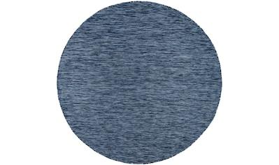 Home affaire Teppich »Venedig«, rund, 5 mm Höhe, Sisal-Optik, In- und Outdoor... kaufen