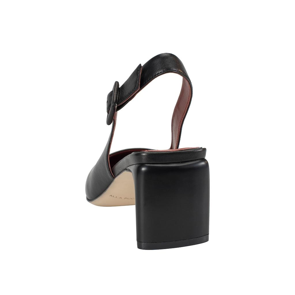 ekonika Pumps »ALLA PUGACHOVA«, aus echtem Leder