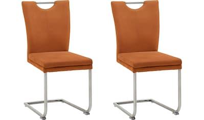 NIEHOFF SITZMÖBEL Esszimmerstuhl »Top Chairs«, Griff im Rücken, 2er-Set kaufen