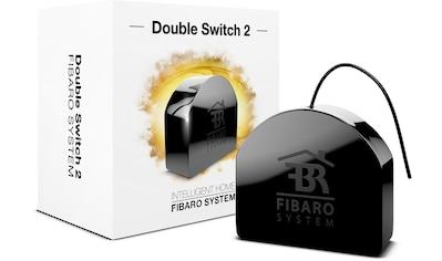 Fibaro Smart Home Zubehör »Relais Unterputzeinsatz 2 Schalter  -  Z - Wave« kaufen