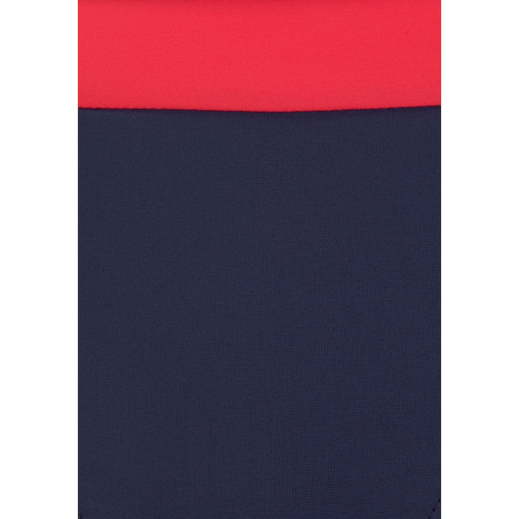 KangaROOS Bügel-Bikini, mit Kontrasteinsätzen