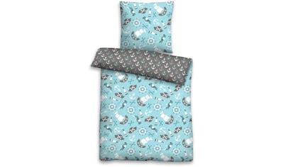 Kinderbettwäsche »Jona«, Biberna kaufen