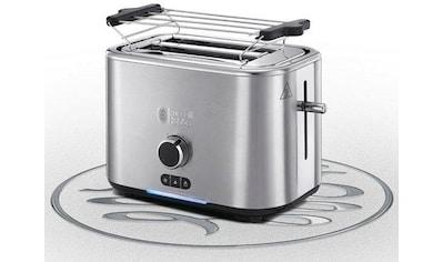 RUSSELL HOBBS Toaster »Velocity 24140 - 56, 2400 Watt, spart wertvolle Zeit«, für 2 Scheiben, 2400 Watt kaufen