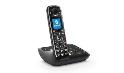 Gigaset DECT-Telefon »E720A«, (Bluetooth) kaufen