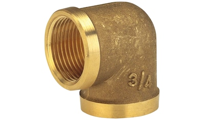 GARDENA Winkelstück »7282-20«, Messing, 42 mm (G 1 1/4)-Innengewinde kaufen