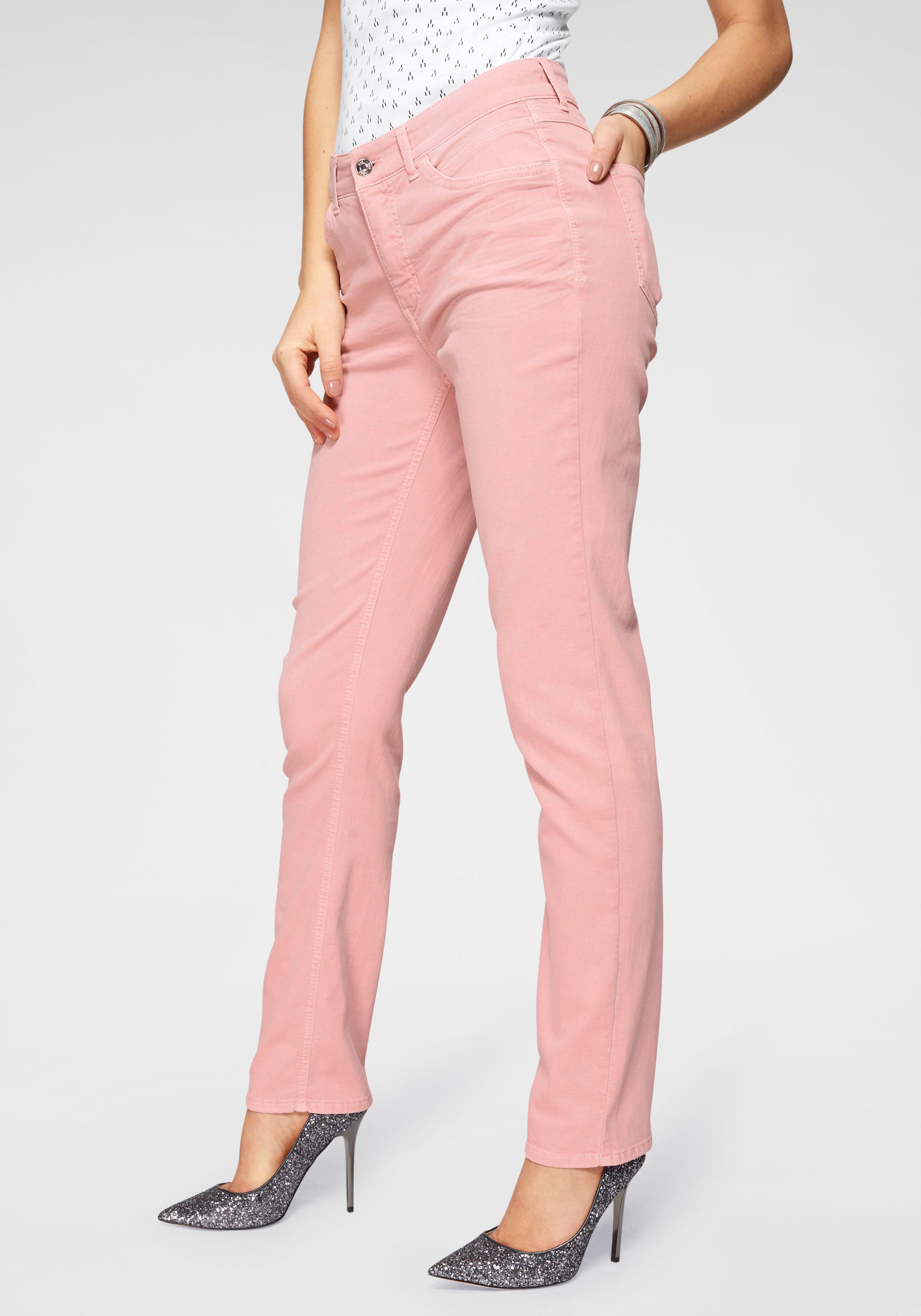 MAC 5-Pocket-Jeans Melanie   Bekleidung > Jeans > 5-Pocket-Jeans   Rosa   Mac