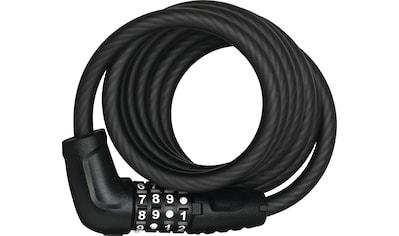 ABUS Kabelschloss »Numero 5510C«, (Set, 2 tlg., mit Halterung) kaufen