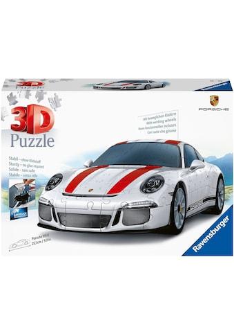Ravensburger 3D-Puzzle »Porsche 911 R«, Made in Europe, FSC® - schützt Wald - weltweit kaufen