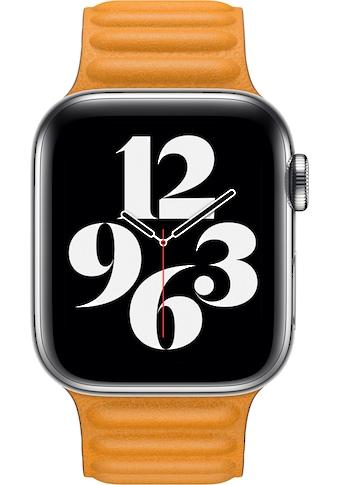 Apple Armband »40 mm Lederarmband mit Endstück« kaufen
