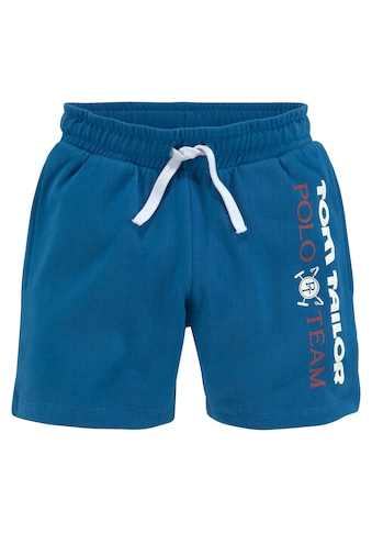 TOM TAILOR Polo Team Sweatbermudas kaufen