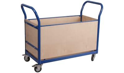 SZ METALL Transportwagen »Professional«, bis zu 250 kg Tragkraft kaufen