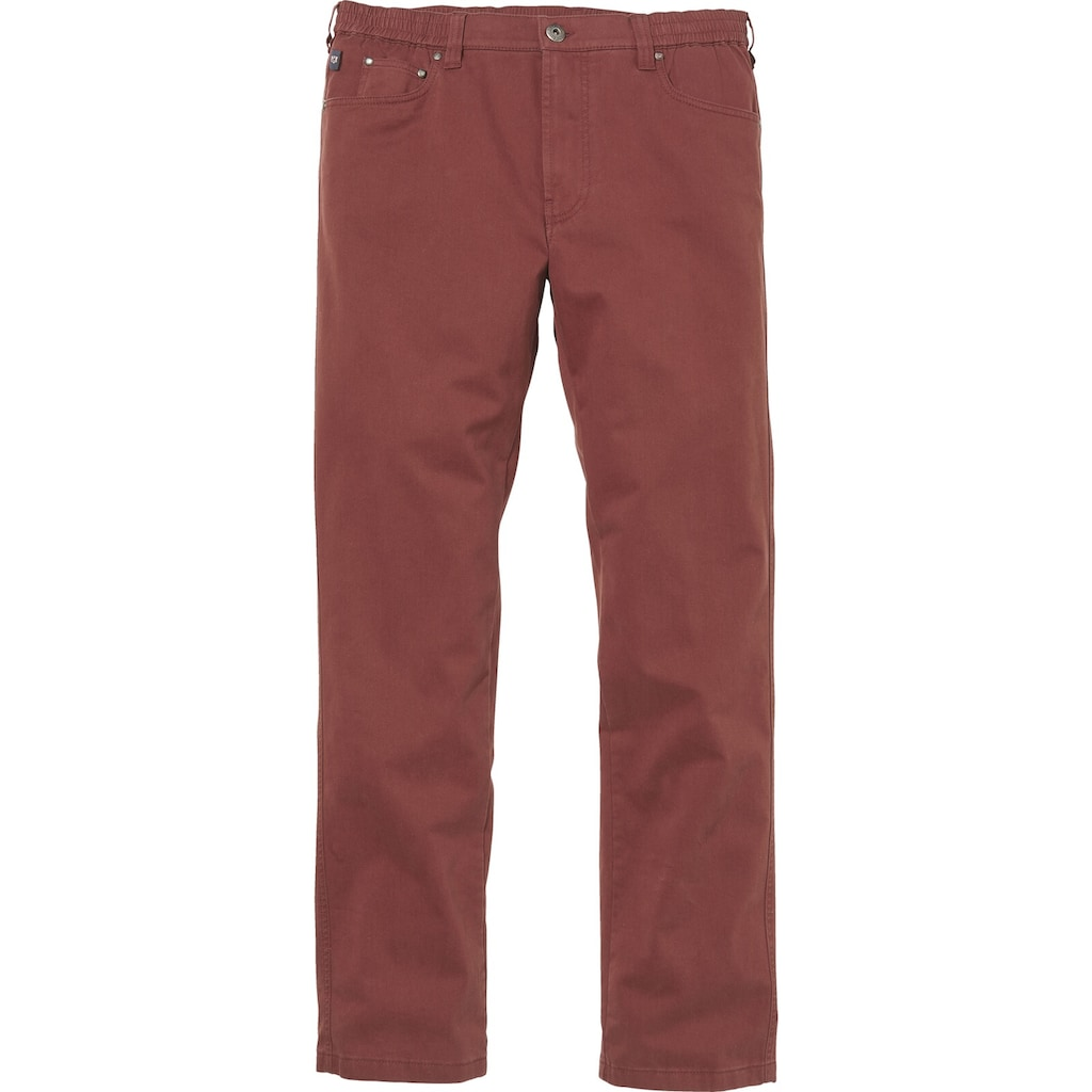 Jan Vanderstorm 5-Pocket-Hose »DAG«, mit rundum Dehnbund