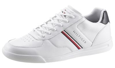 TOMMY HILFIGER Sneaker »LIGHTWEIGHT LEATHER MIX SNEAKER« kaufen