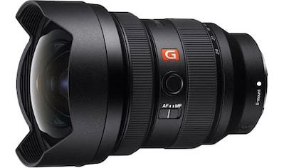 Sony Ultraweitwinkel-Zoomobjektiv »FE 12-24MM F2.8 GM« kaufen