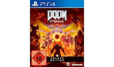 Bethesda Spiel »Doom Eternal Deluxe Edition«, PlayStation 4 kaufen