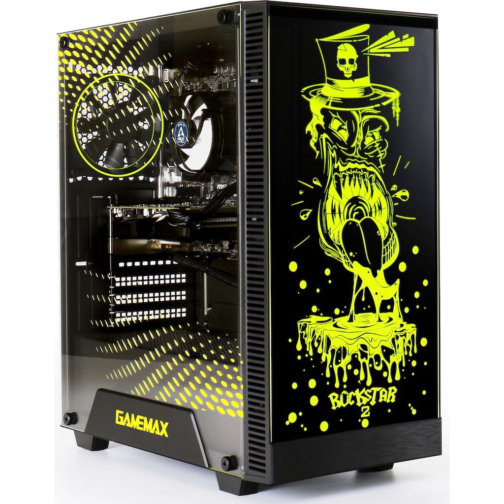 Hyrican Gaming-PC »Rockstar 6664«